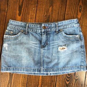 AE Denim Skirt, Size 10